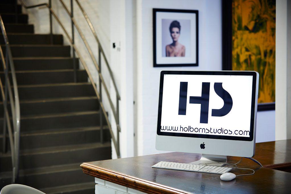 Reception | Holborn Studios