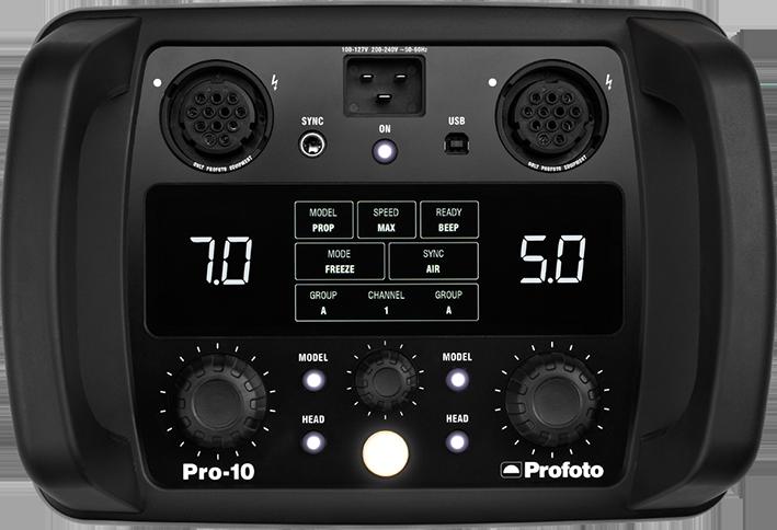 Photo of the Profoto Pro 10