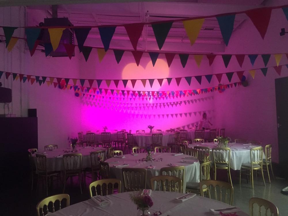 Wedding in Studio 2 | Holborn Studios