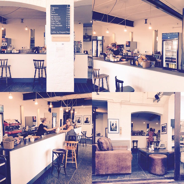 The Commissary Bar and Kitchen makeover