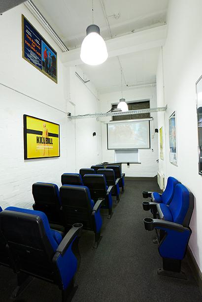 Casting Room, view 1 | Holborn Studios