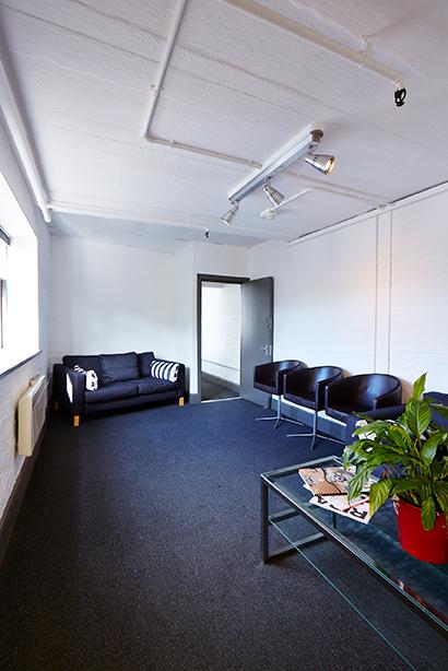 Casting Room, view 3 | Holborn Studios