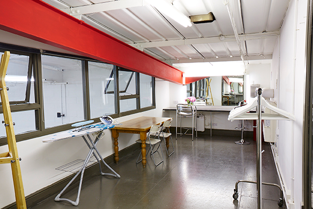 Studio 1, view 2 | Holborn Studios