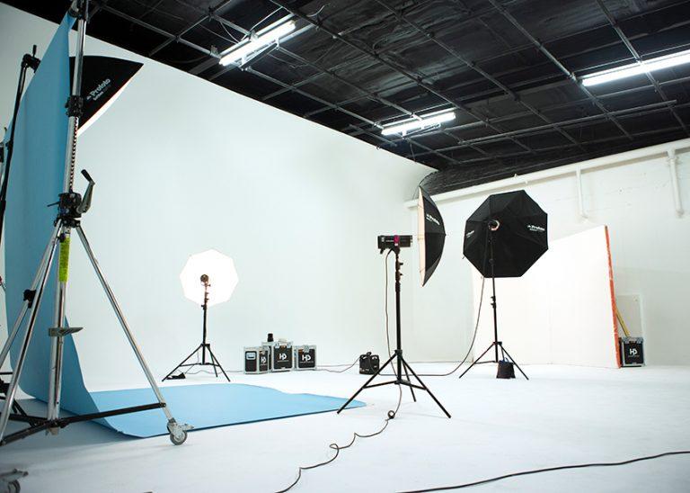 Studio 4, view 1 | Holborn Studios