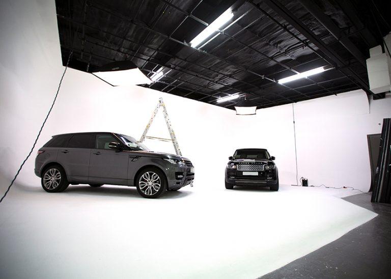 Studio 6, view 1 | Holborn Studios