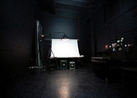 Studio 3, view 1 | Holborn Studios